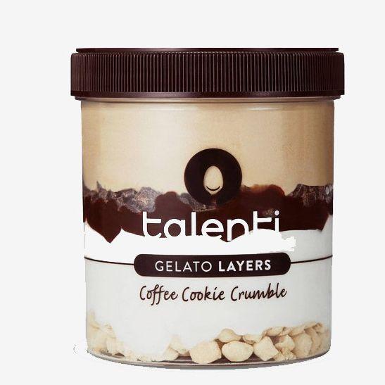 Talenti Gelato Coffee Cookie Crumble