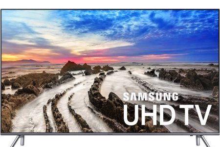 Samsung 49-Inch Class 4K Smart LED TV