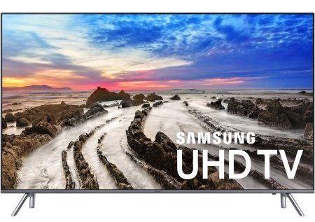 Samsung 49-Inch 4K Smart LED TV