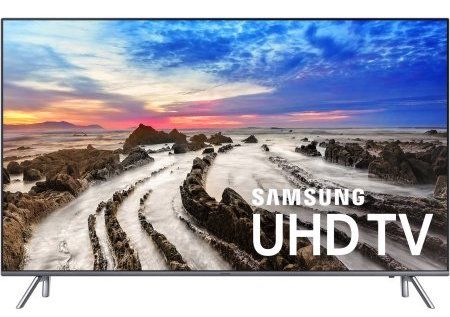 Samsung 49-Inch 4K Smart LED TV