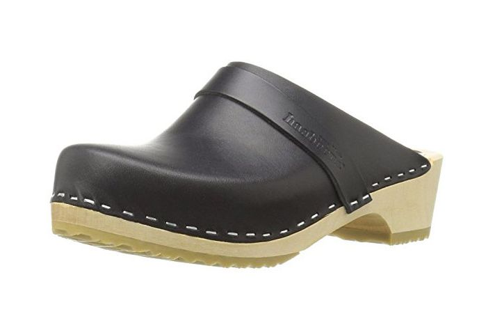 swedish hasbeens Women's Swedish Husband Clog