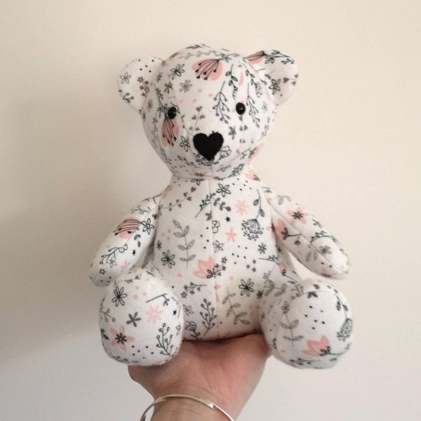 Once Upon A Time Keepsakes Memory Bear