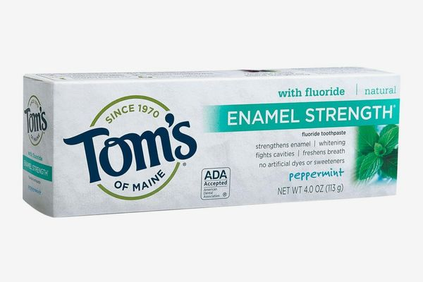 Tom's of Maine Enamel Strength Natural Toothpaste