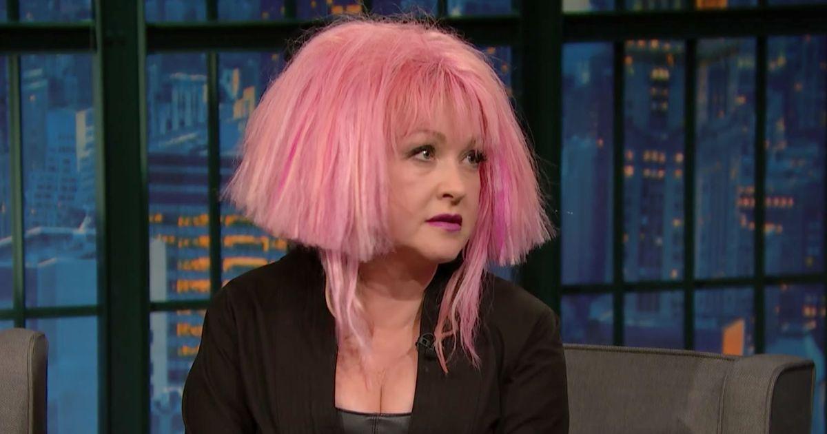 Cyndi Lauper Tour Manager