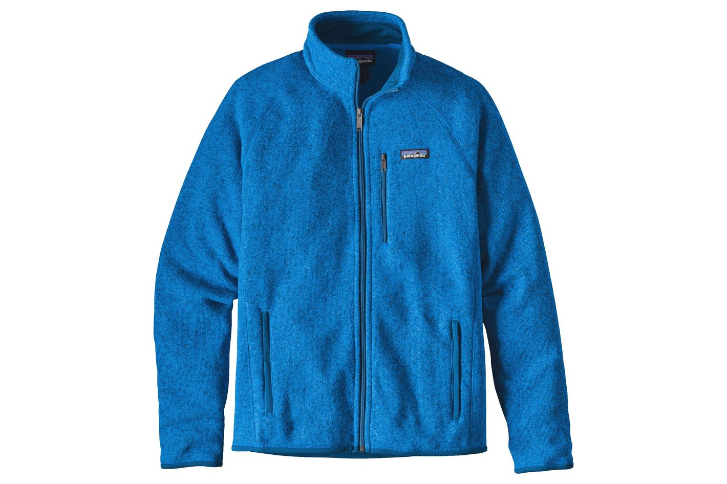 Patagonia Better Sweater Fleece Jacket in Andes Blue