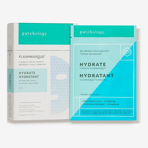 Patchology FlashMasque Hydrate 5-Minute Sheet Masks