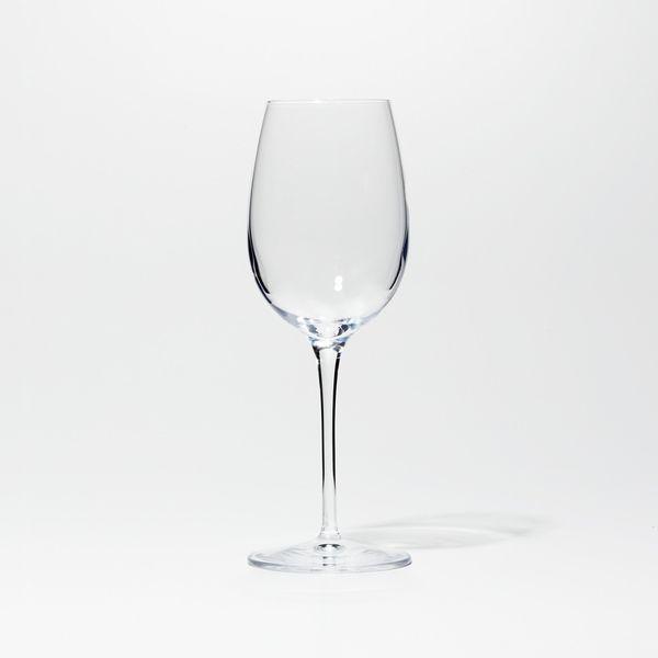 Snowe White-Wine Glasses