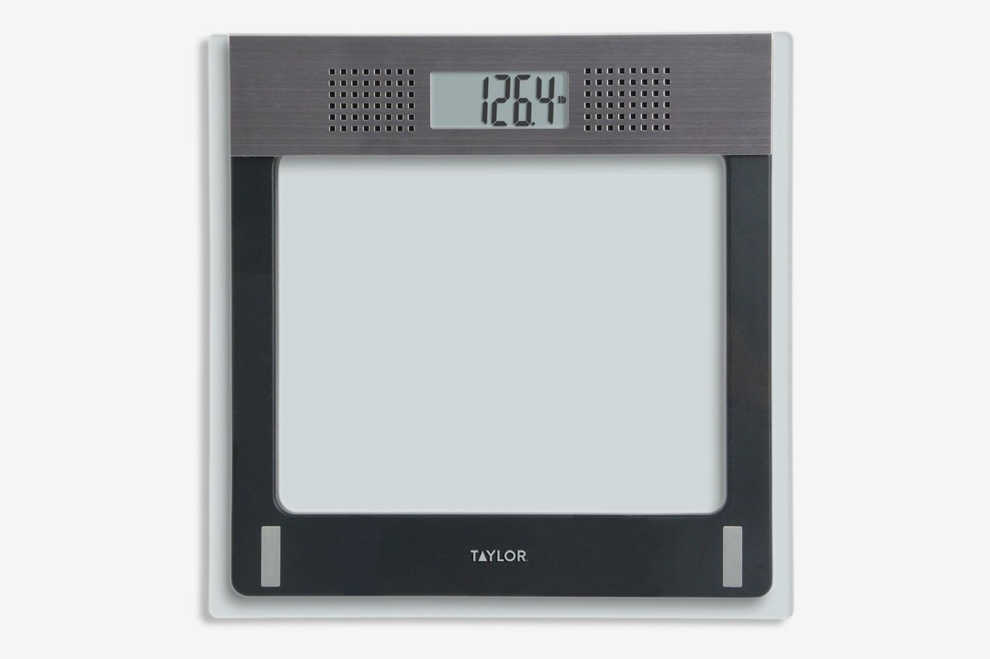 Taylor Electronic Glass Talking Bathroom Scale