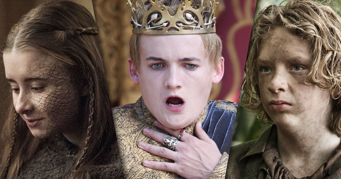 The Saddest Child Deaths on Game of Thrones     Ranked!
