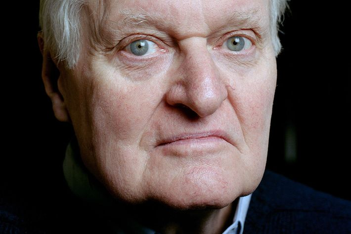 Listening to John Ashbery