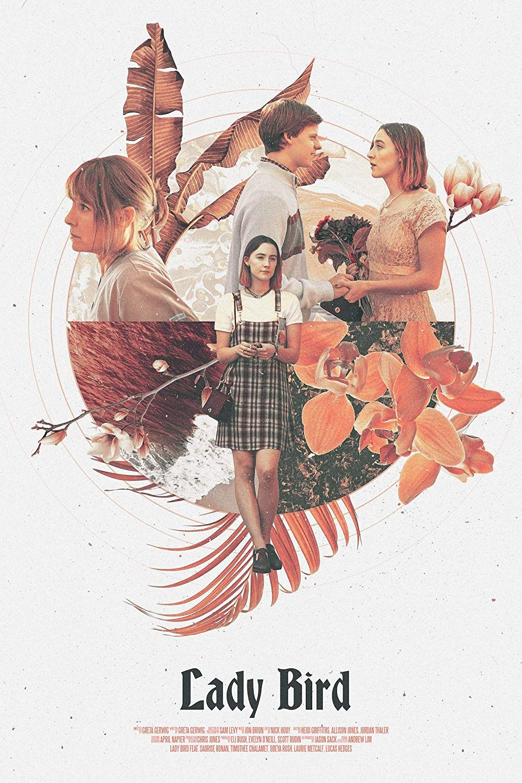 Ladybird Movie Poster