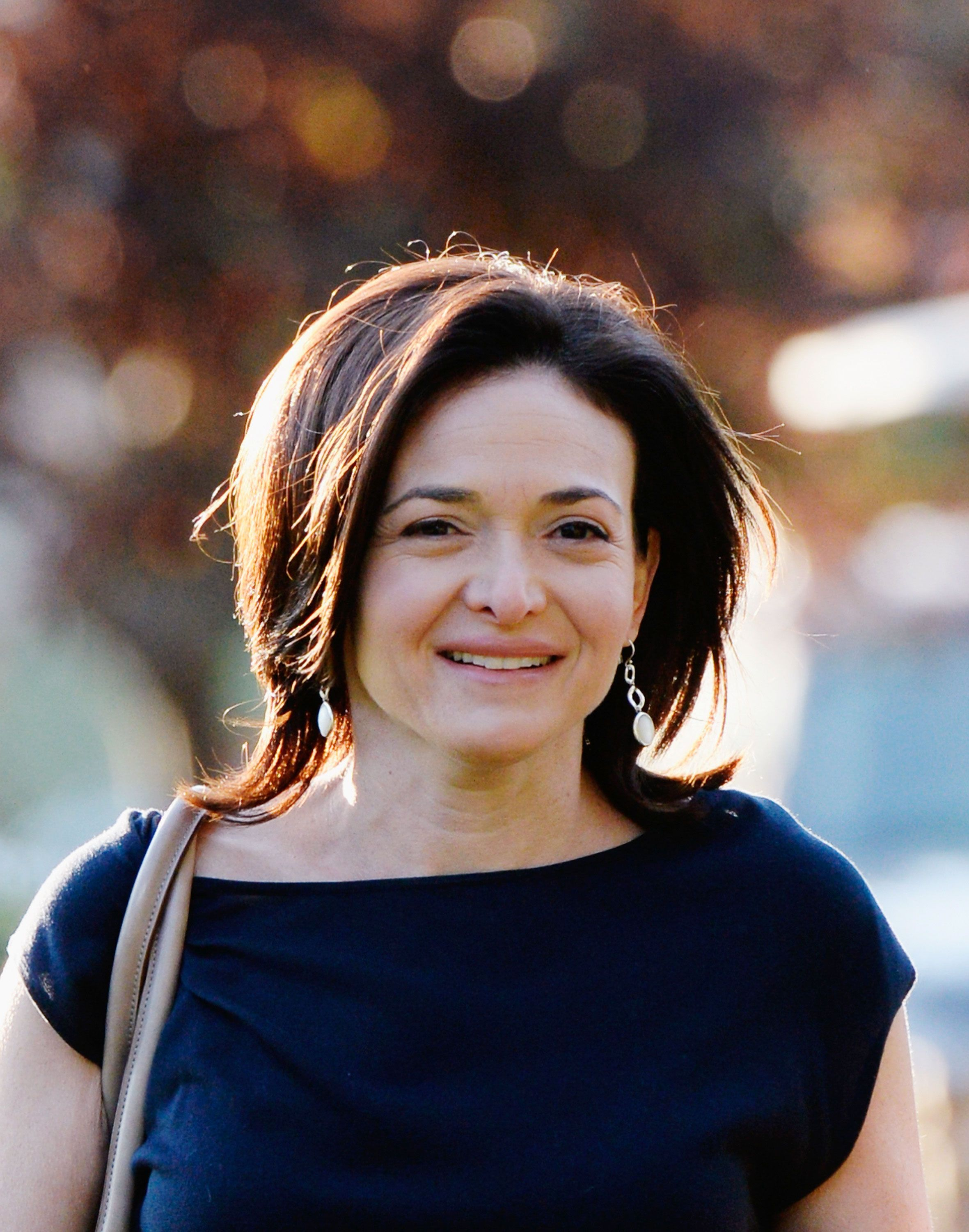 Sheryl Sandberg Built Herself a Waterfall -- The Cut