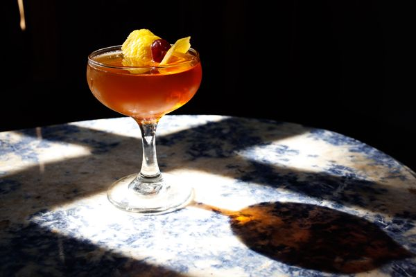 A New Italian Cocktail Bar Opens in Brooklyn With Amaretto Sours and Lambrusco Spritzes
