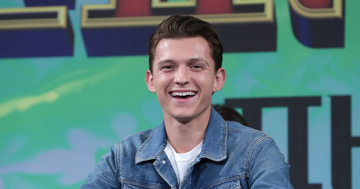 Did Tom Holland Just Confirm He's Still Playing Spider-Man?