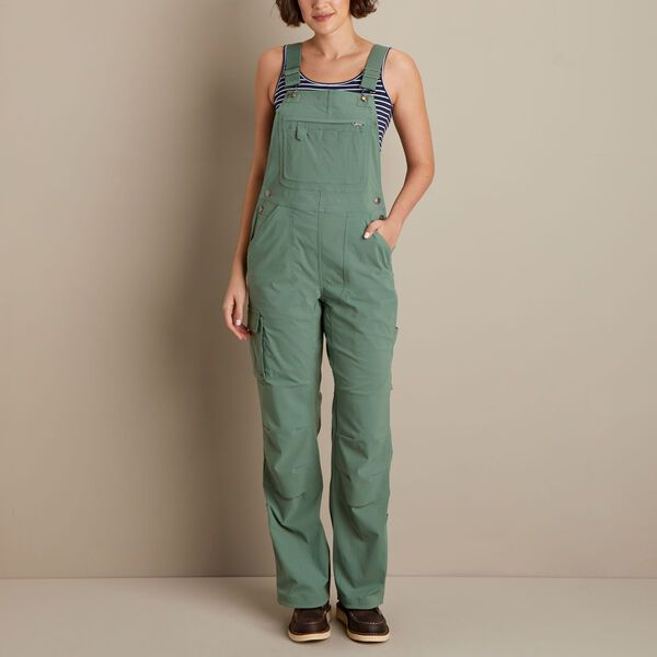 Duluth Trading Co. Women's Heirloom Gardening Bib Overalls