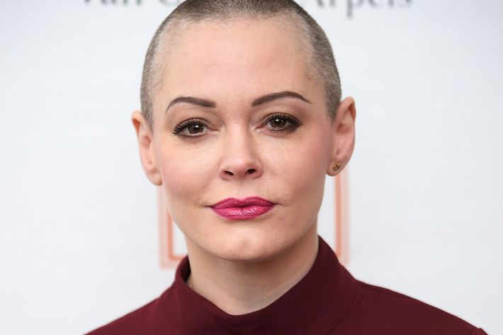 Rose McGowan.