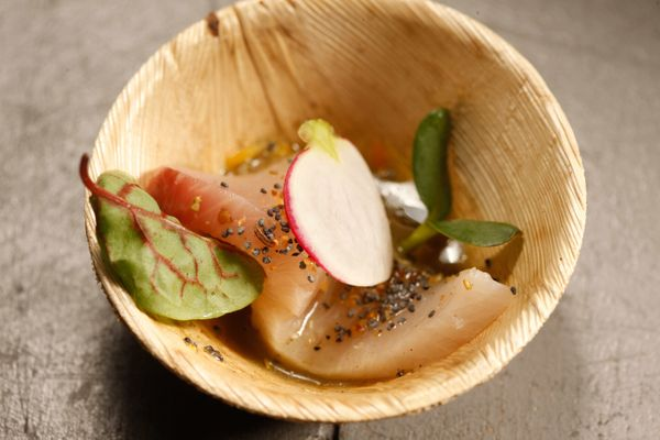 Here's What Everyone Was Eating at Last Night's New York Taste ...