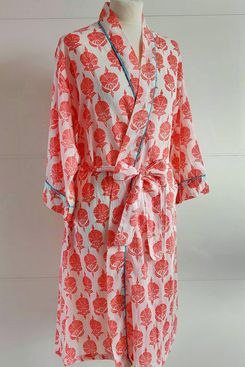 An Indian Summer Kimono Robe