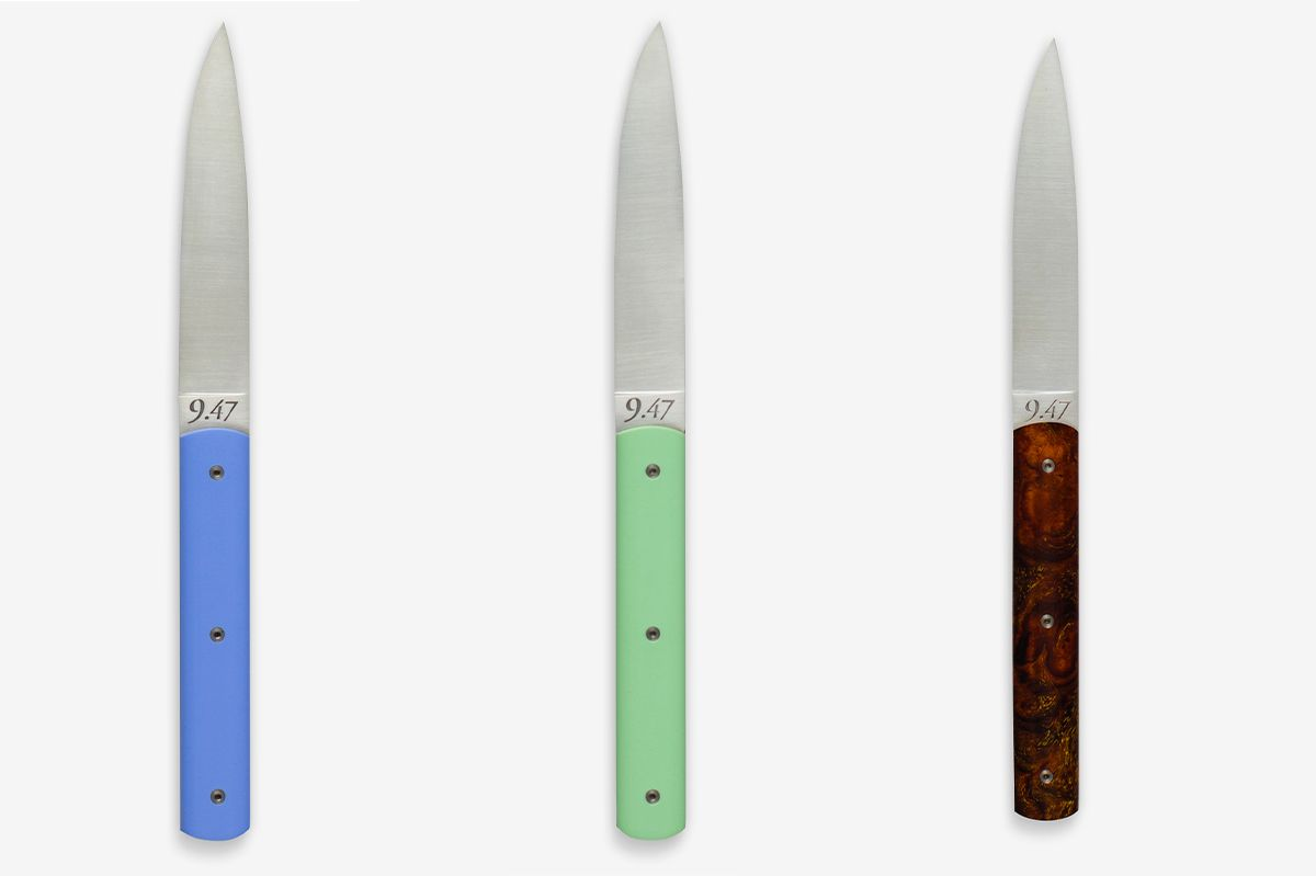 Perceval steak knives — The Strategist's guide to knives.