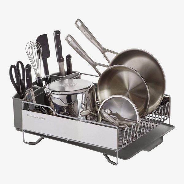 Evelyn Frame Drying Counter Wire Metal Dish Rack