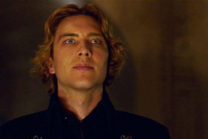 Cody Fern as Michael Langdon in AHS: Apocalypse.