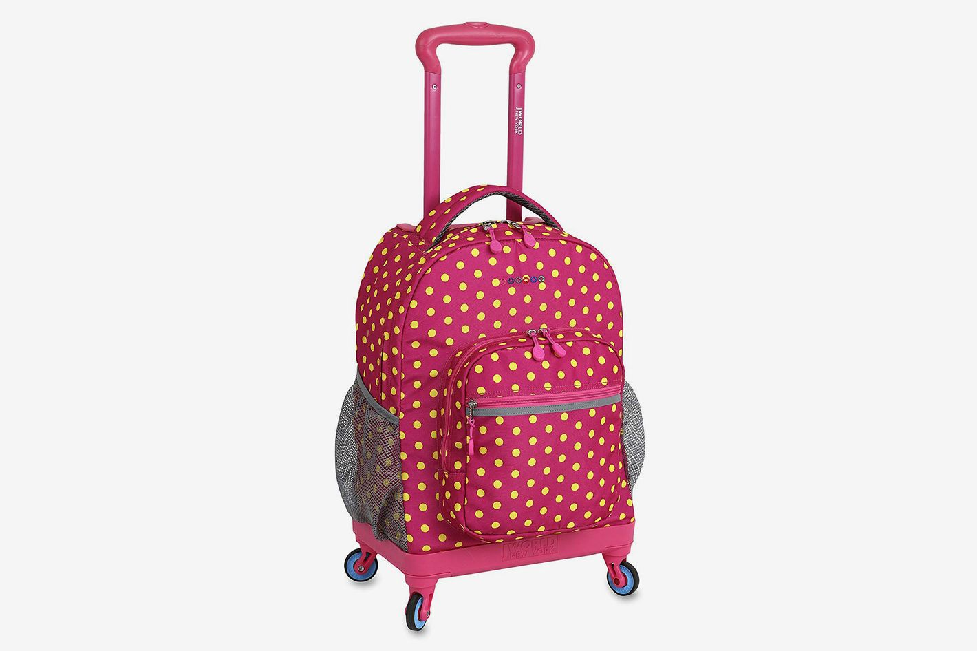 2b6a9a58ae J World New York Kids  Sunslider Spinner Fashion Backpack