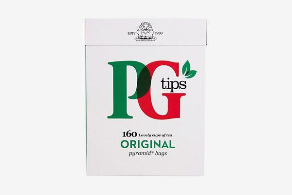 PG Tips Original 160 Pyramid Tea Bags