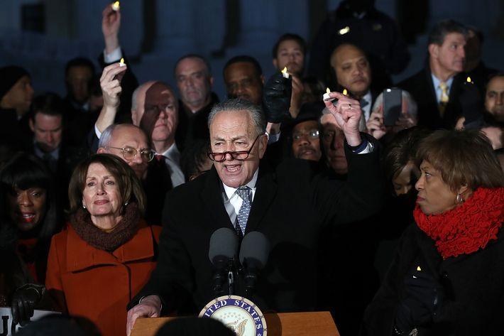 Senate Democrats Boycott Votes on Two of Trump's Nominees