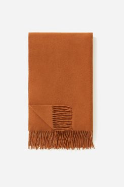 Everlane Wool-Cashmere Blanket Scarf
