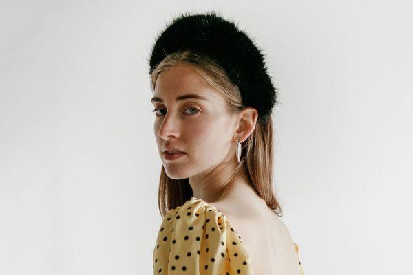 Shrimps Melete Faux Fur Headband