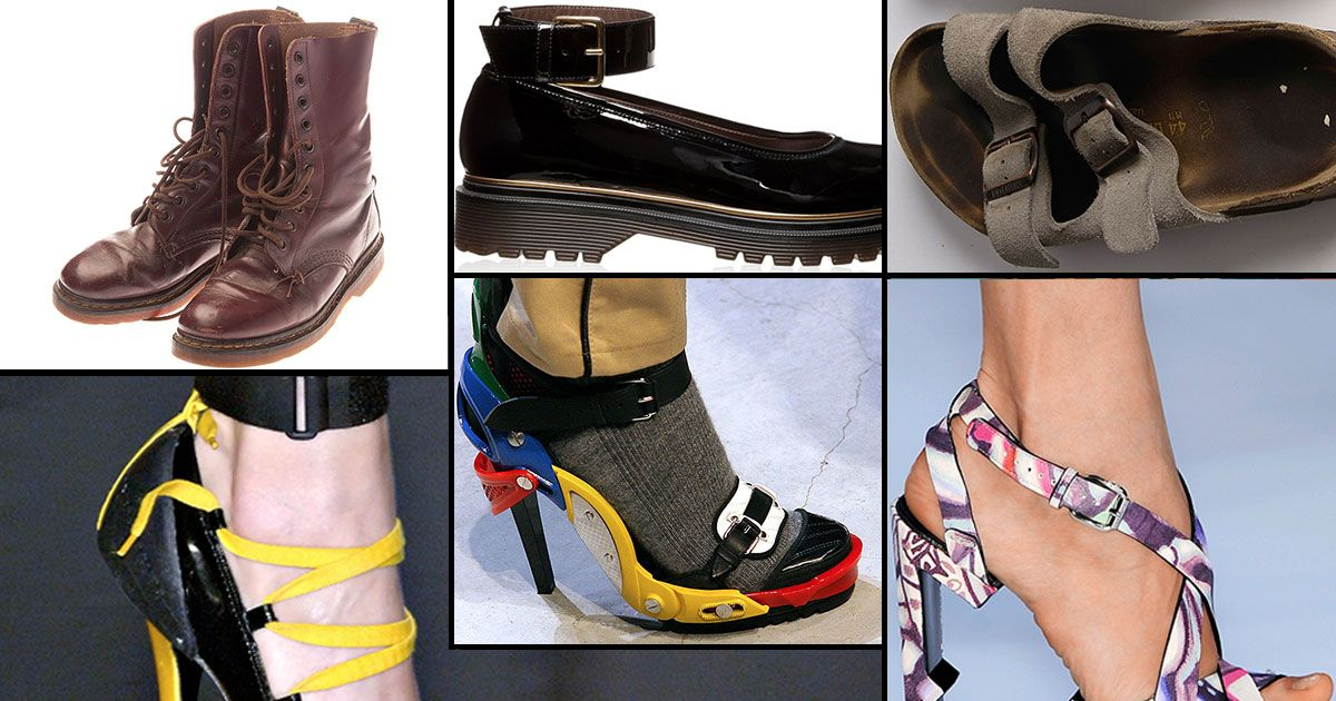 The 50 Ugliest Shoes In History