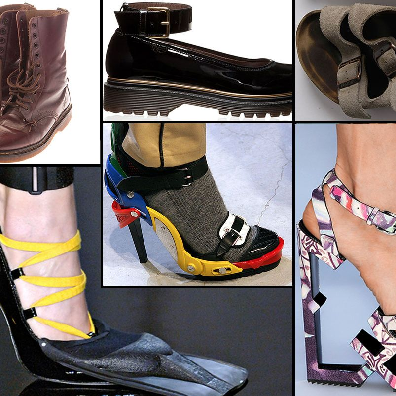 1a6998f8461 The 50 Ugliest Shoes in History