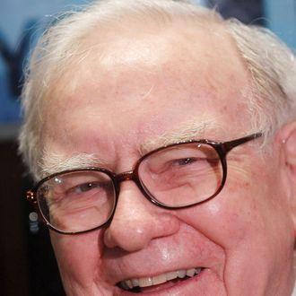 Berkshire Hathaway Chairman and CEO Warren Buffett.
