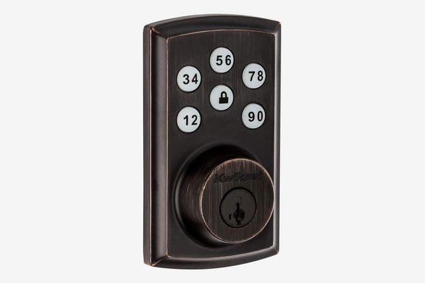 Kwikset SmartCode 888 Smart Lock Touchpad Electronic Deadbolt Door Lock