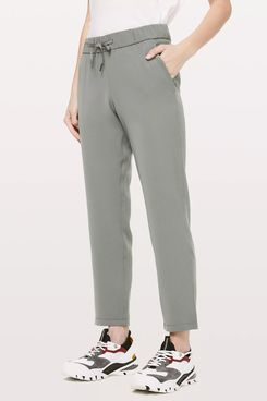 Lululemon On the Fly 7/8 Pant Woven