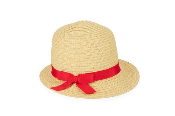 Kathy Jeanne Woven Cloche Hat