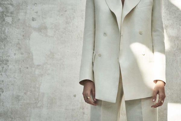 Alex Eagle Bespoke Suit