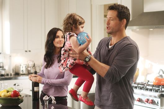 "COUGAR TOWN - ""You Can Still Change Your Mind""."