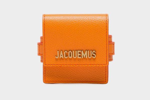 Jacquemus Le Sac Leather Bracelet Bag