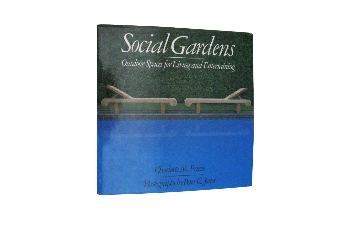 Social Gardens by Charlotte Frieze