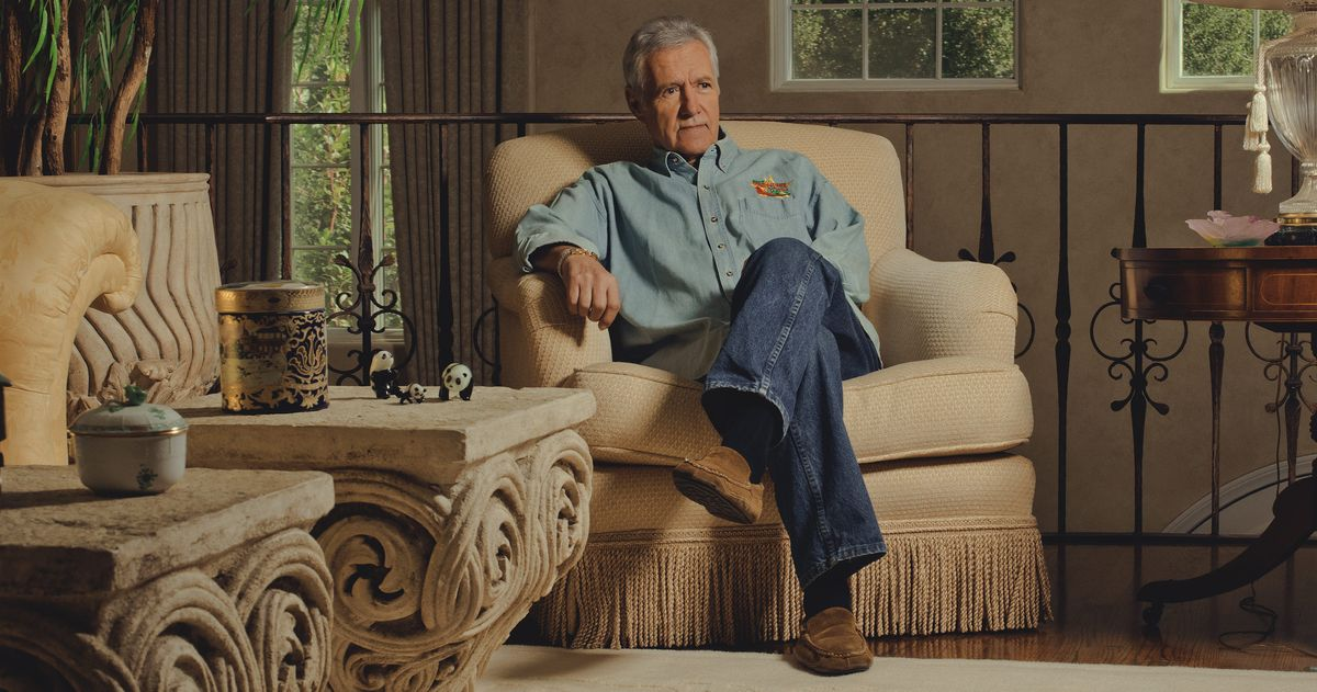 Alex Trebek on Retirement, His Legacy, and Why Knowledge Matters