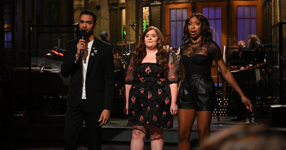 Saturday Night Live Recap: Regé-Jean Page, Gladly Seducing America