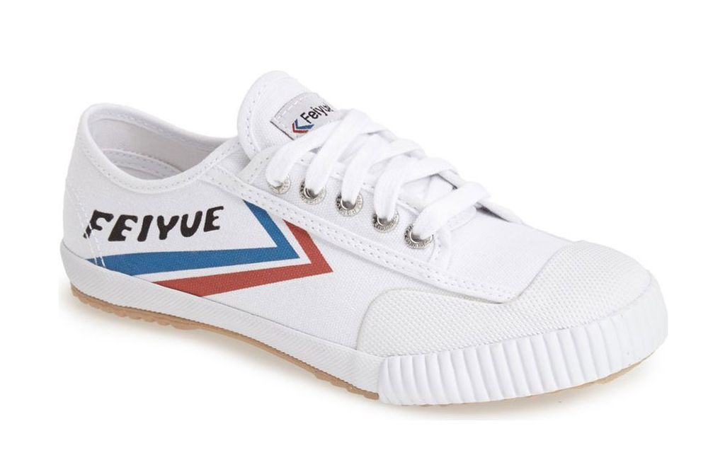 Feiyue Lo Classic Canvas Sneaker