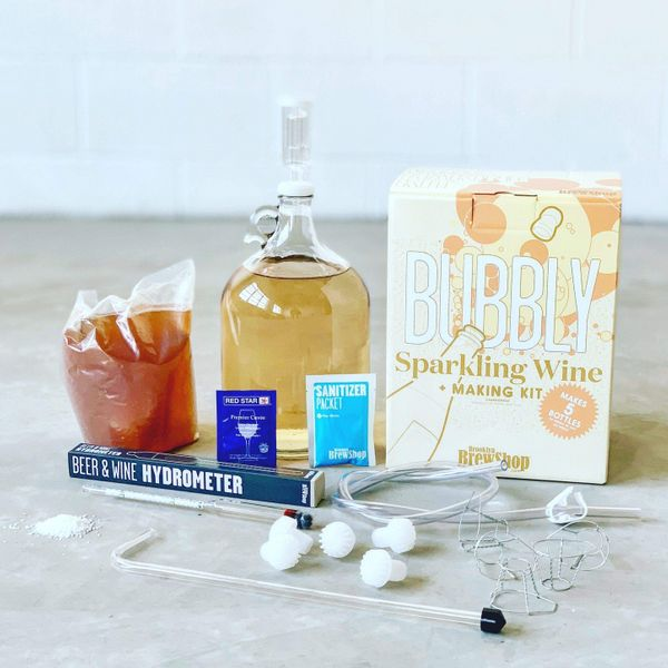 Brooklyn Brew Kit Sparkling Wine Kit