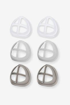 ANESIDORA Face Mask Inner Support Frame, Pack of 6