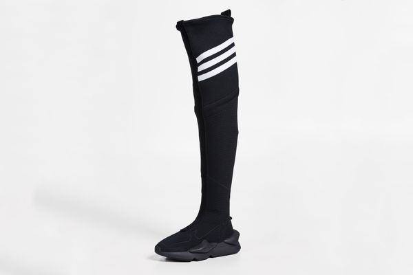Y-3 Kaiwa Tall Sneaker Boots