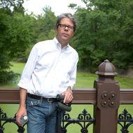 Writer Jonathan Franzen attends the HBO Documentary Films Celebrates