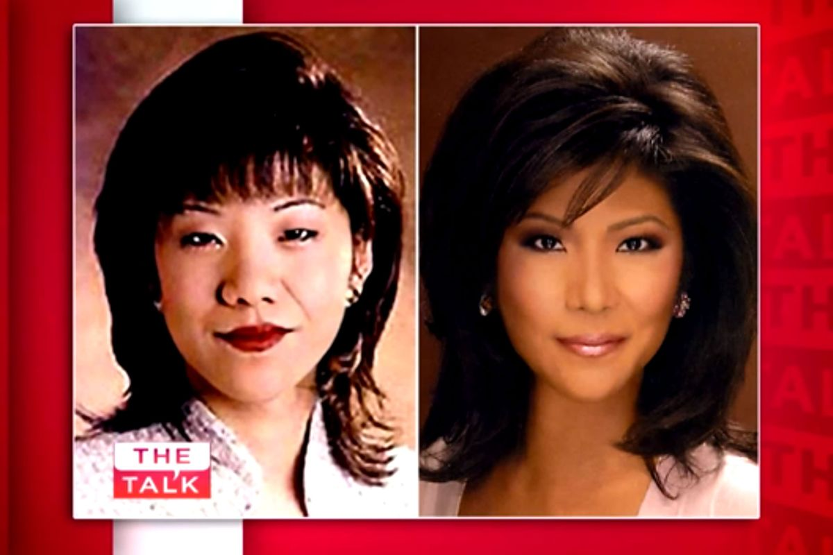 Julie Chen Says Eyelid Surgery Saved Her Career The Cut