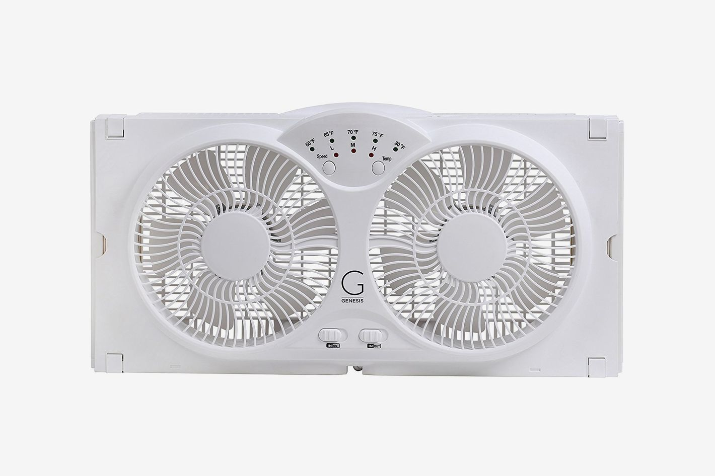 The 7 Best Window Fans 2018 Electric Fan 16 Pedestal Stainless Steel Of Genesis Twin With 9 Inch Blades