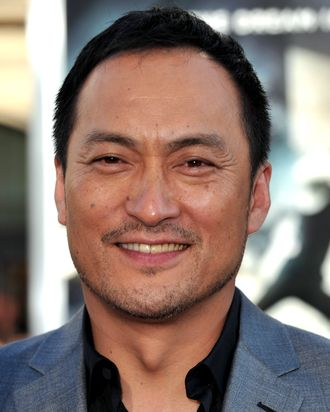 Actor Ken Watanabe arrives to premiere of Warner Bros. 'Inception' at Grauman's Chinese Theatre on July 13, 2010 in Los Angeles, California.